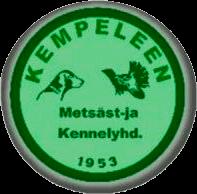 Kempeleen metsästys- ja kennelyhdistys - Logo